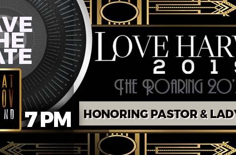 Love Harvest 2019 - The Roaring 20's
